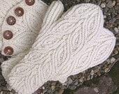 Rowan Mittens (PDF knitting pattern)