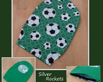 Ileostomy Pouch Cover Football Fabric