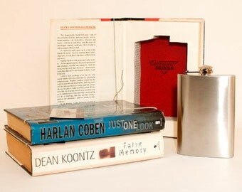 Flask Book Safe