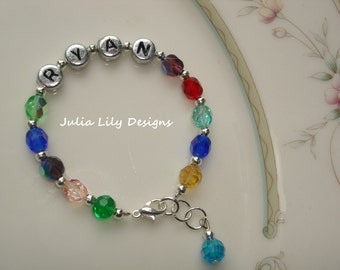 Personalized Girls,Ladies, Womens Bracelet, Gift Boxed