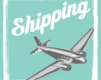 Shipping Charge for Printed Cards