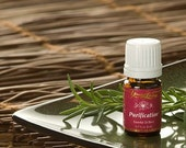 Young Living Therapeutic Grade Purification Essential Oil Blend 5 ml - New