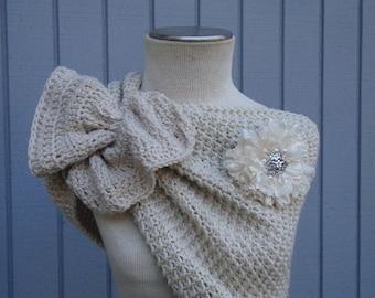 Wedding shawl, bridal shawl, bridesmaid shawl, wedding wrap, womens shawl, handmade shawl, knitting shawl, summer wedding. shawl