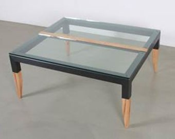Items similar to the mod bamboo eco friendly coffee table on etsy Eco friendly coffee table