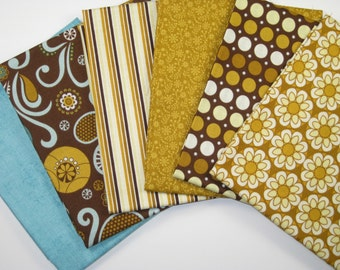 Fat Quarter Bundle, SPECIAL PRICING  So Sophie  Riley Blake Designs - Lot of 6 Fat Quarters -Premium Cotton Fabric