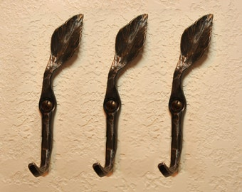 Three Key Ring Holder