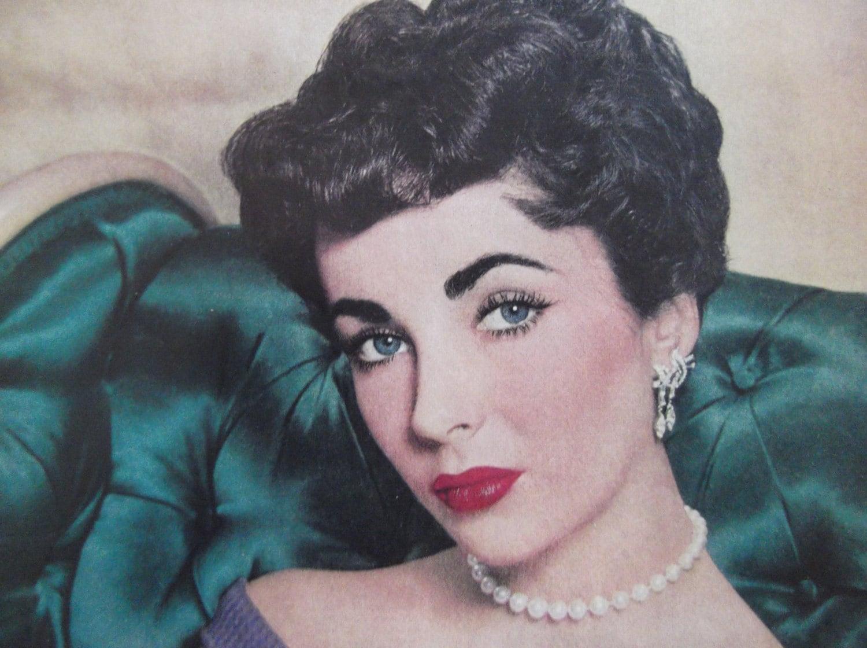 Elizabeth taylor lustre creme shampoo original vintage for Lustre original