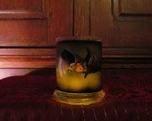 """Save the Bats! Wicked House """"ADOPT A BAT"""" Candleholder"""