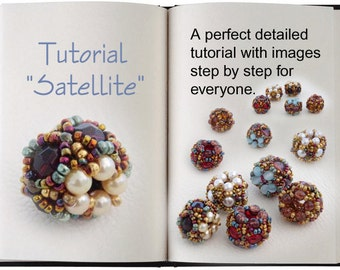 Jewelry Tutorial.... Satellite... Spacer
