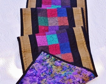 Urban Amish Colors Long Tablerunner