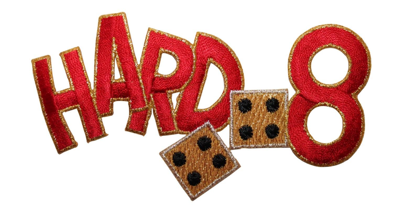 Craps hard 8