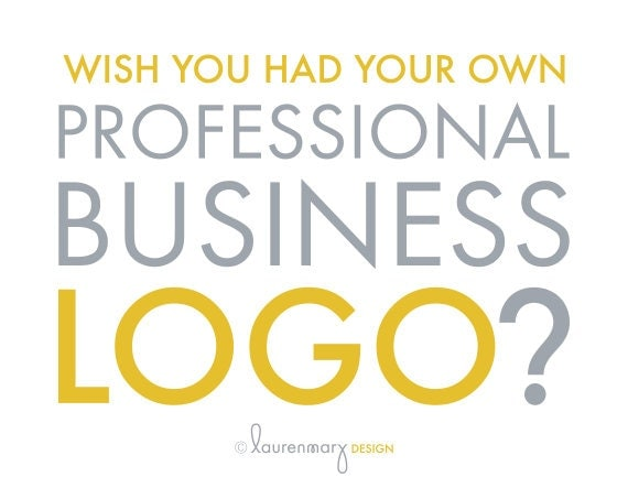 Logo Design, Custom Logo, Custom Logo Design, Business Logo, Photography Logo, Watermark, Design Branding, OOAK Logos, Business Branding