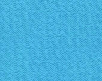 Mini Rain Basic Aqua  - Fat Quarter  Cut - Timeless Treasure - Cotton Fabric - Novelty Fabric - Aqua Fabric