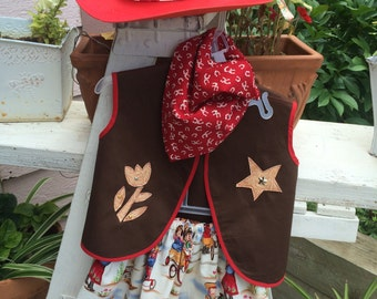 Cowgirl Dress Up - Costume -