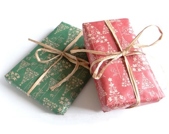 Christmas Gift Wrapping Service for Kits and Printed Patterns