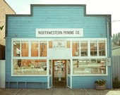 """Northern Exposure Remembered (set of four 8""""X12"""" photographs of """"Cicely Alaska"""")."""