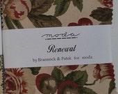 Renewal Charm Pack, Moda Quilt Fabric