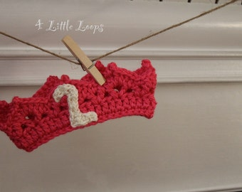 How to Crochet a Princess Crown | eHow