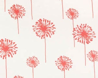 Etsy coral curtains related items