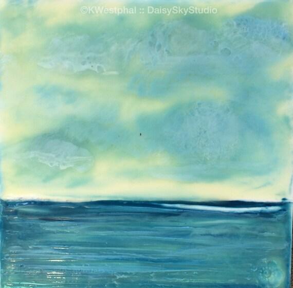 www.etsy.com/listing/177078431/blue-4x4-original-encaustic-painting