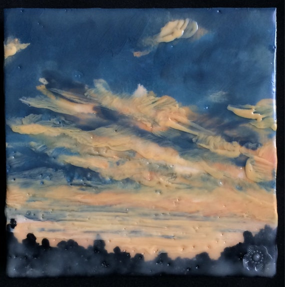 www.etsy.com/listing/205420899/tuesday-sunrise-4x4-original-encaustic