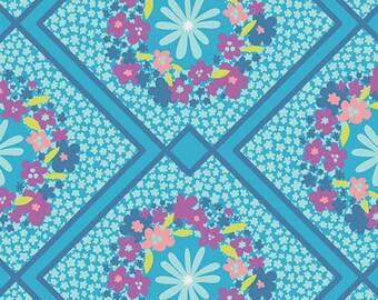 SAVE on 2.4 yd. bolt end--DREAMIN' VINTAGE--Cottage Treasures--Berry--Jeni Baker--Art Gallery Fabrics