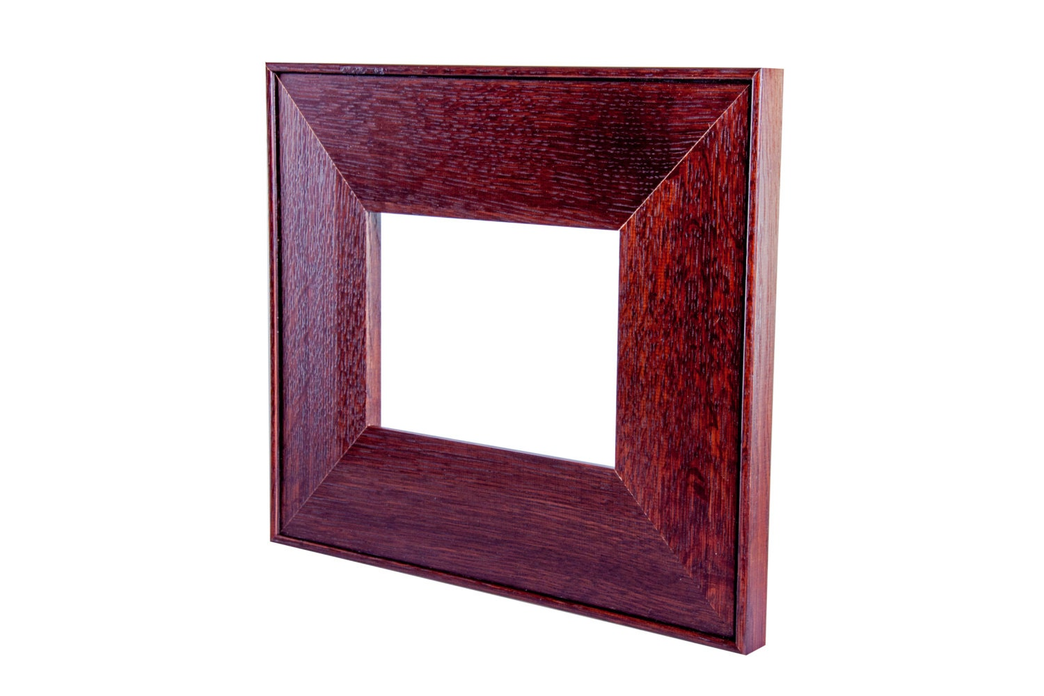 Photo frame roycroft style arts and crafts by for Craftsman frame