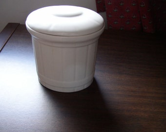 Biscuit Canister Made in England