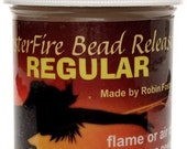 FosterFire Bead Release Regular formula, 4 oz. Flame or Air Dry