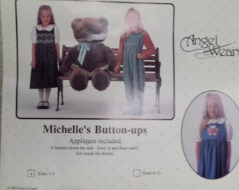 Michelle's Button-ups by Angel Wears