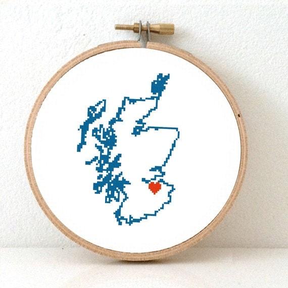 Personalised Wedding Gifts Edinburgh : ... wedding gift. Scotland travel souvenir with Edinburgh. UK ornament