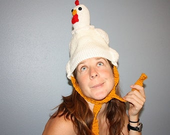 Chicken Hat