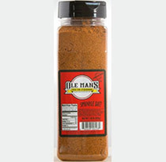 Ole Man's Spice Rub & Seasoning 1.38 LB (32 oz.)-  Original Blend-Summer Special!!