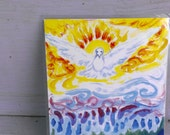 3 Different Holy Spirit Prayer/Holy Cards