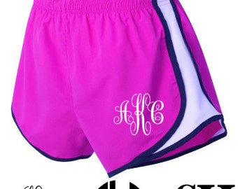 Monogram Running Shorts