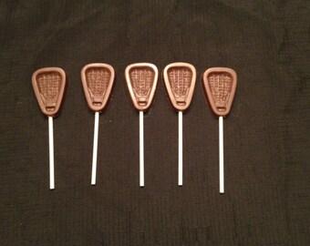 Lacrosse Sticks Lollipops- One Dozen