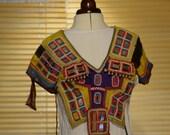 Gorgeous Vintage Banjara Choli-Reduced Price!