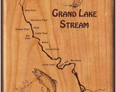 GRAND LAKE STREAM - River...