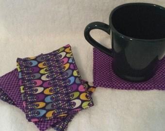 Set of 4 Everyday Mug Rug