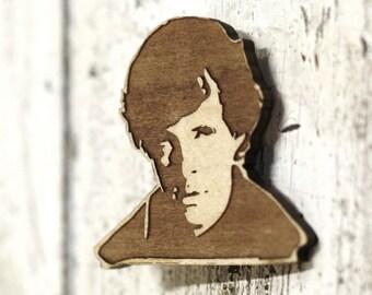 Limited Edition, Sherlock, Benedict Cumberbatch, Sherlock Holmes, Keyring