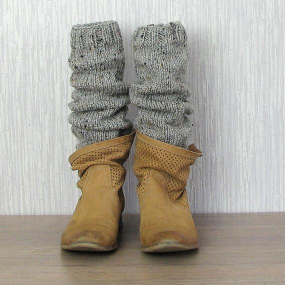 Womenu0026#39;s Hand Knit Leg Warmers Women Leg Warmers Mens Boot