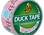 NEW! Prairie Patchwork Roll of Duct Tape