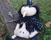 pRiMiTiVe HaLLoWeeN WitCh and GhOsT oRniE DoLL  FAAP