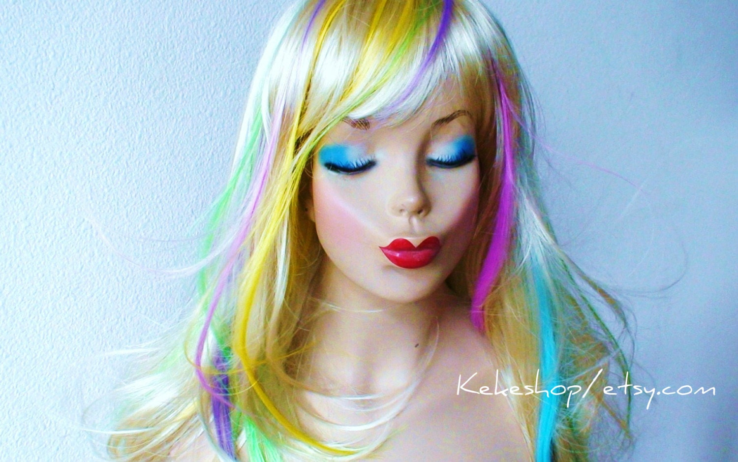 ... highlights in blonde hair displaying 19 images for blue highlights in