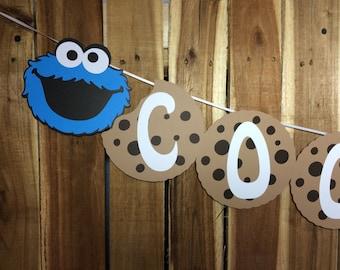 "Cookie Monster ""Cookie Bar"""