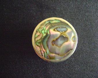Small Mexican Alpaca Trinket Box