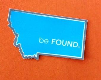 be FOUND. Montana