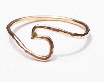 Nalu Wave Ring