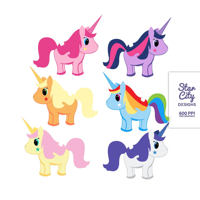 rainbow unicorn clipart - photo #27