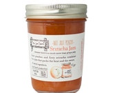 Ships to NY, NJ & PA - Peach Sriracha Jam